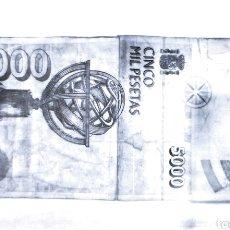 Monedas antiguas: BILLETE DE 5000 PESETAS. Lote 246177720
