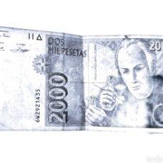 Monedas antiguas: BILLETE DE 2000 PESETAS. Lote 246178440