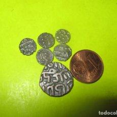 Monedas antiguas: CONWOLUT 5 MONEDA KLAIN ÁRABE U OTOMANA. COMO EN LAS FOTOS. Lote 249482685