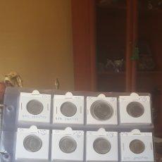 Monedas antiguas: ALBUN CON 135 MONEDAS A EXAMINAR ¡. Lote 253208285