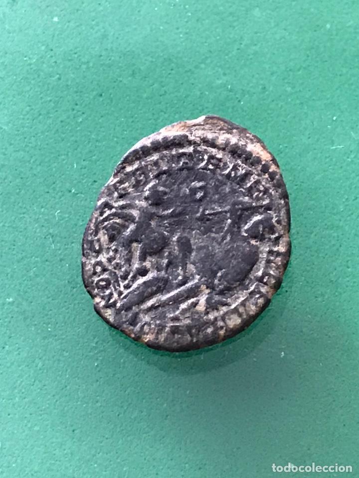 Monedas antiguas: Moneda antigua - Foto 3 - 254768570