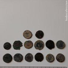 Monete antiche: LOTE MONEDAS ROMANAS SIN CATALOGAR. Lote 260384150