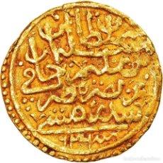 Monedas antiguas: MONEDA, OTTOMAN EMPIRE, SULEYMAN I, SULTANI, AH 926 (1520), SIDREKAPSI, MBC+. Lote 262762250