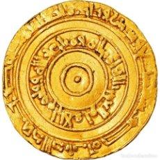 Monedas antiguas: MONEDA, FATIMIDS, AL-'AZIZ, DINAR, AH 367 (977/978), MISR, MBC+, ORO. Lote 262775065