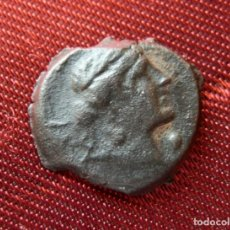 Monedas antiguas: 46- HEMIOVOLO DE BRONCE, (MASSALIA-MARSELLA) 16,20 MM. 2,20 GR.. Lote 262800040