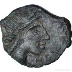 Monedas antiguas: [#896474] MONEDA, VOLCAE ARECOMICI, BRONZE Æ, IST CENTURY BC, MBC, BRONCE, LATOUR:2677. Lote 269687203
