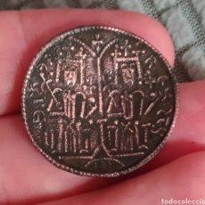 Monedas antiguas: BONITA MONEDA HÚNGARA BÉLA REY DE HUNGRÍA AÑO 1110 MUY RARA FORMA OVALADA.. Lote 270101448