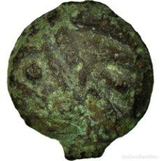 Monedas antiguas: [#66476] MONEDA, LEUCI, POTIN, BC+, ALEACIÓN DE BRONCE, DELESTRÉE:227. Lote 271156733