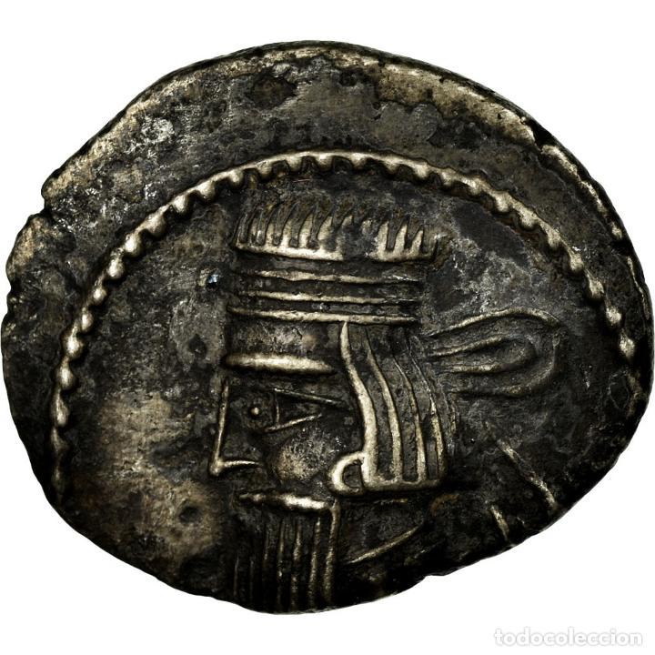[#67477] MONEDA, PARTHIA (KINGDOM OF), ARTABAN III (80), DRACHM, MBC+, PLATA (Numismática - Periodo Antiguo - Otras)
