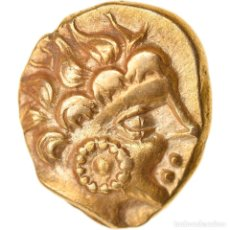 Monedas antiguas: [#896955] MONEDA, NAMNETES, 1/4 STATER, 80-50 BC, EBC, ORO, DELESTRÉE:2193. Lote 271534818