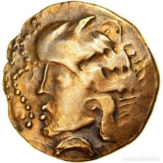 Monedas antiguas: [#879914] MONEDA, REDONES, STATER, 80-50 BC, UNPUBLISHED, EBC, ORO, DELESTRÉE:MANQUE.. Lote 275535088
