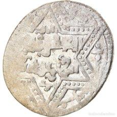 Monedas antiguas: [#897597] MONEDA, CRUSADER STATES, LATIN KINGDOM OF JERUSALEM, DIRHAM, ACRE, BC+, PLATA. Lote 276778378