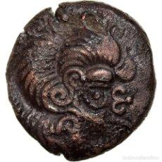 Monedas antiguas: [#908364] MONEDA, CORIOSOLITES, STATER, BC+, VELLÓN, DELESTRÉE:2339VAR. Lote 278179858