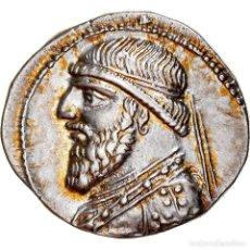 Monedas antiguas: [#867359] MONEDA, PARTHIA (KINGDOM OF), MITHRADATES II, DRACHM, EKBATANA, EBC, PLATA. Lote 278212363