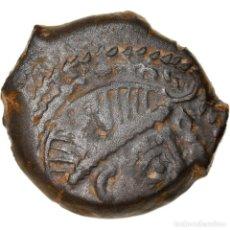 Monedas antiguas: [#867293] MONEDA, AULERCI EBUROVICES, BRONZE AU SANGLIER ENSEIGNE, C. 60-50 BC, MBC. Lote 278218323