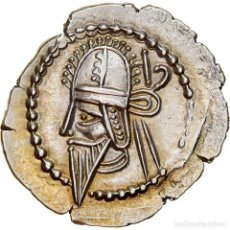 Monedas antiguas: [#867362] MONEDA, PARTHIA (KINGDOM OF), VOLOGASES VI, DRACHM, EKBATANA, EBC, PLATA. Lote 278223193