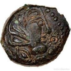 Monedas antiguas: [#867295] MONEDA, SENONES, BRONZE YLLYCCI À L'OISEAU, CLASSE VB, MBC+, BRONCE. Lote 278228548