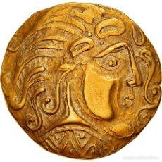 Monedas antiguas: [#970419] MONEDA, PARISII, STATER, 1ST CENTURY BC, EXTREMELY RARE, EBC, ORO, DELESTRÉE:79. Lote 279449538