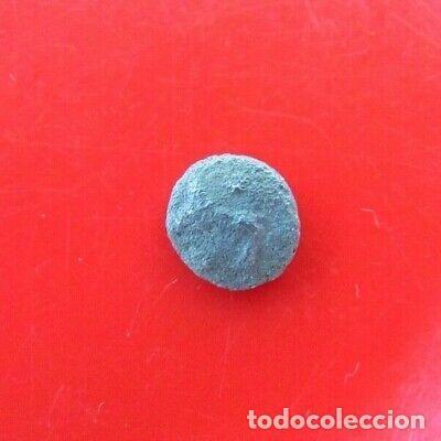 BONITO OBOLO GRIEGO DE PLATA. (Numismática - Periodo Antiguo - Otras)