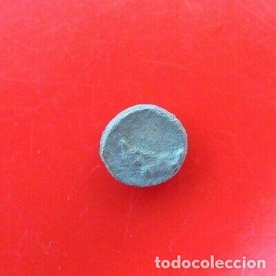 Monedas antiguas: BONITO OBOLO GRIEGO DE PLATA. - Foto 2 - 282907588