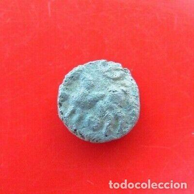 BONITO OBOLO CELTA DE PLATA CABALLO. (Numismática - Periodo Antiguo - Otras)