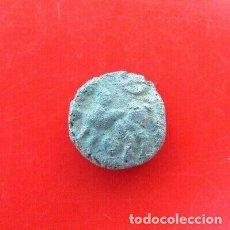Monedas antiguas: BONITO OBOLO CELTA DE PLATA CABALLO.. Lote 282907668