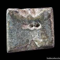 Monedas antiguas: PREMONEDA DE BRONCE - 12X11 MM / 5.38 GR.. Lote 290428138