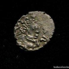 Monedas antiguas: MEROVINGIOS. POITIERS, ST. HILAIRE. SIGLO VII D.C. MONEDA DE PLATA 0,8 GRAMOS. Lote 290527788