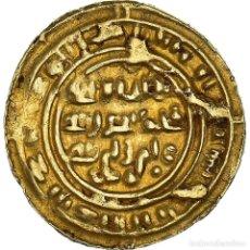 Monedas antiguas: [#971216] MONEDA, SULAYHID, 'ALI B. MUHAMMAD, DINAR, 1047-1081, BC+, ORO. Lote 293544243