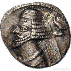 Monedas antiguas: [#971052] MONEDA, PARTHIA (KINGDOM OF), PHRAATES IV, DRACHM, 38-2 BC, MBC+, PLATA. Lote 293545418
