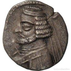 Monedas antiguas: [#971051] MONEDA, PARTHIA (KINGDOM OF), MITHRADATES IV, DRACHM, 58-55 BC, EKBATANA, MBC+. Lote 293549938