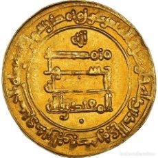 Monedas antiguas: [#970969] MONEDA, ABBASID CALIPHATE, AL-MUQTADIR, DINAR, AH 319 (931/932), SUQ AL-AHWAZ. Lote 293554873