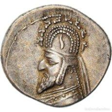 Monedas antiguas: [#971050] MONEDA, PARTHIA (KINGDOM OF), GOTARZES I, DRACHM, 95-90 BC, RHAGAE, EBC, PLATA. Lote 293586113