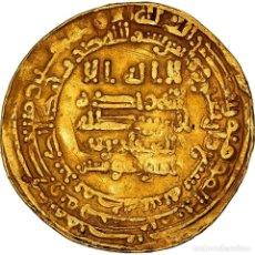 Monedas antiguas: [#971597] MONEDA, ABBASID CALIPHATE, AL-MUSTA'IN, DINAR, AH 249 (863/864), MAKKA, MBC+. Lote 295400843