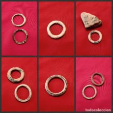 Monedas antiguas: LOTE AES FORMATUM, PRE-MONEDA CELTA. (S.V-III A.C). Lote 296912793
