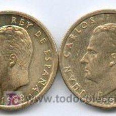 Monedas con errores: * ERROR * 100 PTAS 1988. ERROR DE CUÑO, CABEZA GRANDE Y CABEZA PEQUEÑA. LIBRO VERMONEDAS FOTO 177. Lote 42325962
