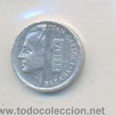 Monedas con errores: 3-193. MONEDA 1 PTA. 1993. EXCESO METAL. BC. Lote 10207401