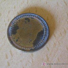 Monedas con errores: **MONEDA SIN ACUÑAR** ¡¡ESPECIAL COLECCIONISTAS!!. Lote 26586925