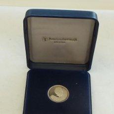 Monedas con errores: RARA MONEDA EN PLATA FINA DE LA VISITA DE PAPA JUAN PABLO II A MONTSERRAT EN 1982. CERTIFICADA. Lote 40411109