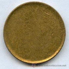 Monedas con errores: * ERROR * COSPEL SIN ACUÑAR DE LA MONEDA DE 20 CENT. MUY RARA. Lote 28600487
