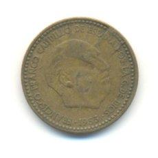 Monedas con errores: ERROR PESETA 1953*1956 . Lote 29214204