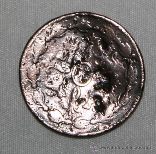 Monedas con errores: MONEDA CON UNA CURIOSA HISTORIA - 8 MARAVEDIS DE CARLOS IV - 1808 - Foto 2 - 30658640