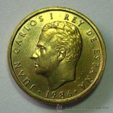 Monedas con errores: VARIEDADES Y ERRORES . 100 PESETAS 1986 . BUSTO PEQUEÑO Y 6 MÁS CERRADO. Lote 31192451