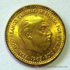Monedas con errores: VARIEDADES Y ERRORES . 1 PESETA FRANCO . 1963 *65 , VARIOS ERRORES . SIN CIRCULAR. Lote 31330502