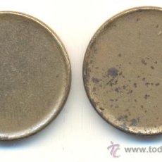 Monedas con errores: 25- DOS COSPELES TIPO CIEN PESETAS JUAN CARLOS I SIN ACUÑAR EN NINGÚN SITIO.. Lote 33298245