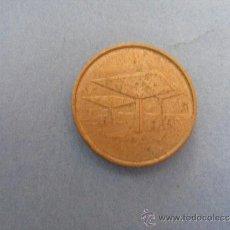 Monedas con errores: !!! 1 ANTIGUA MONEDA EDITADA AÑOS 90 PARA ALGUNAS ESTACIONES DE SERVICIO. Lote 34234148