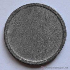 Monedas con errores: COSPEL, DISCO, CHAPA DE PLOMO? PARA MONEDA FALSA.. Lote 38821141
