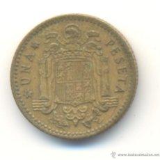 Monedas con errores: 75- CURIOSA MONEDA DE JUAN CARLOS I EL ANVERSO SÓLO SE VE UNA SOMBRA DE LA LEYENDA Y EL BUSTO.. Lote 39630294