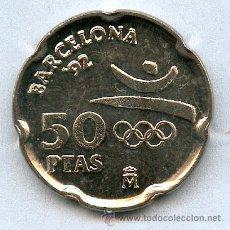 Coins with Errors - * ERROR * 50 PTAS 1992 SIN CIRCULAR REVERSO REMARCADO. SIN CIRCULAR PERFECTA Y PRECIOSA - 39997075