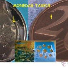 Monedas con errores: FINLANDIA 2003 CARTERA OFICIAL - MONEDAS CON ERROR - VARIANTES. Lote 42602427